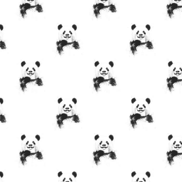 Funny panda Leggings