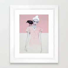 Pracilla Framed Art Print