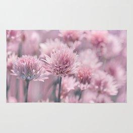 Allium pink 0146 Rug