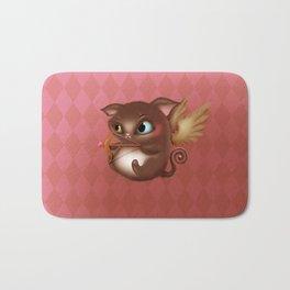 Cupid Kitty Bath Mat