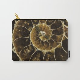 Detailed Fossil Carry-All Pouch