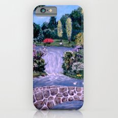My Garden - by Ave Hurley iPhone 6s Slim Case