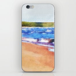 Colors of Water iPhone Skin