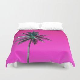 Palm Tree PR Duvet Cover