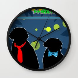 Doggone Review Wall Clock