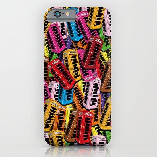 London calling! iPhone & iPod Case