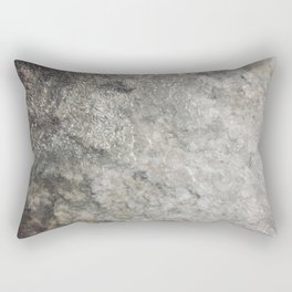 Pockets of Salt on the Rocks by the Sea 02 Rectangular Pillow