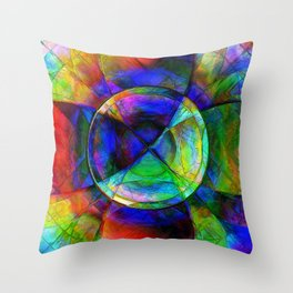 Every New Beginning Comes From Some Other Beginnings' End 4 Throw Pillow