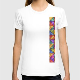 Jewel Tone Graphic T-shirt