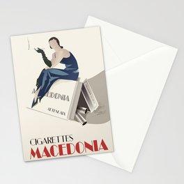 Glory to Yugoslavian design by Cardula Stationery Cards