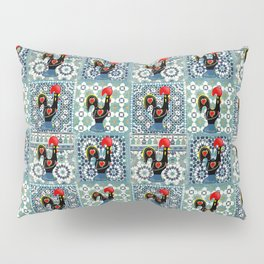 Galo de Barcelos, Portugal Pillow Sham