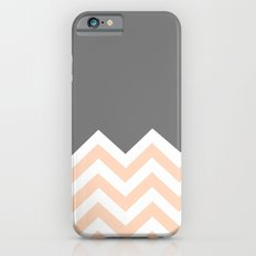 Color Blocked Chevron 12 iPhone 6s Slim Case