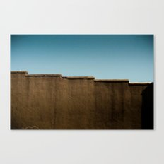 Running on Rooftops Canvas Print