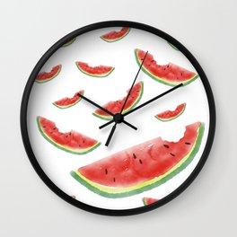wantermelon Wall Clock