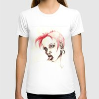 rebel T-shirts featuring rebel by cistus skamberji