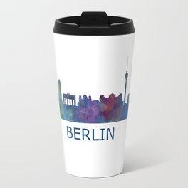 Berlin City Skyline HQ Travel Mug