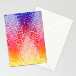 Rainbow Crossing Stationery Cards