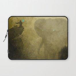 Elephant Caller Laptop Sleeve