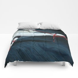 The Red Shoes Comforters