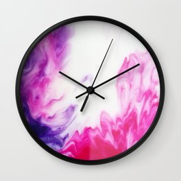The Face Of Love Wall Clock