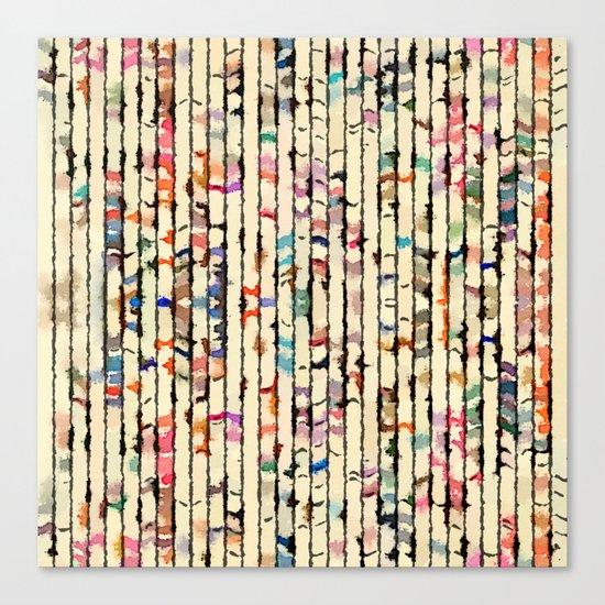 Pattern S/S Canvas Print