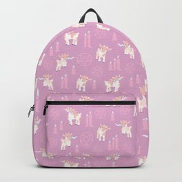 The Kids Are Alright - Pastel Pinks Backpack