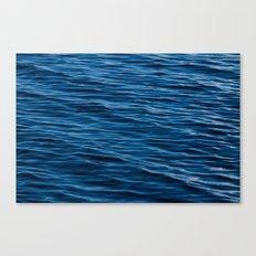 Blues Canvas Print