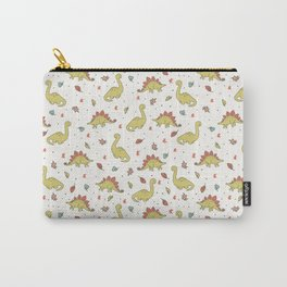 Jurrassic Plant-Eating Dinosaurs Carry-All Pouch
