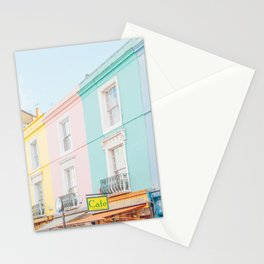 Oi! Notting Hill, London Travel Photography Stationery Cards