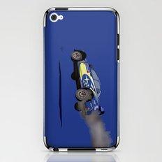 SUBARU IMPREZA WRX RALLY iPhone & iPod Skin