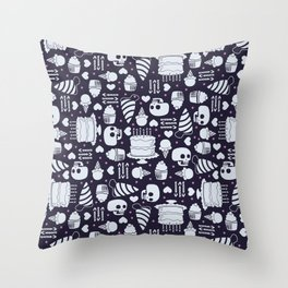 Belated Birthday Repeat Throw Pillow