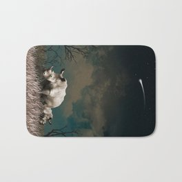 Rhino star Bath Mat