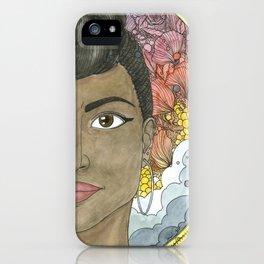 Claudia iPhone Case
