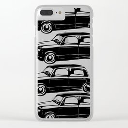Car Clear iPhone Case