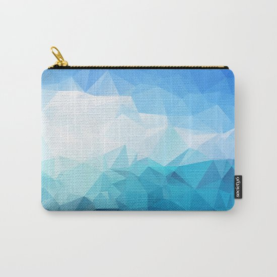 Sky and sea  Carry-All Pouch