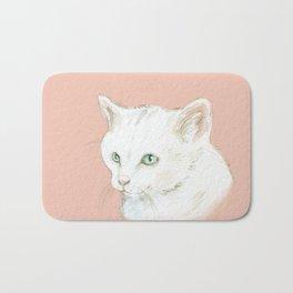 Cutie Catty Bath Mat
