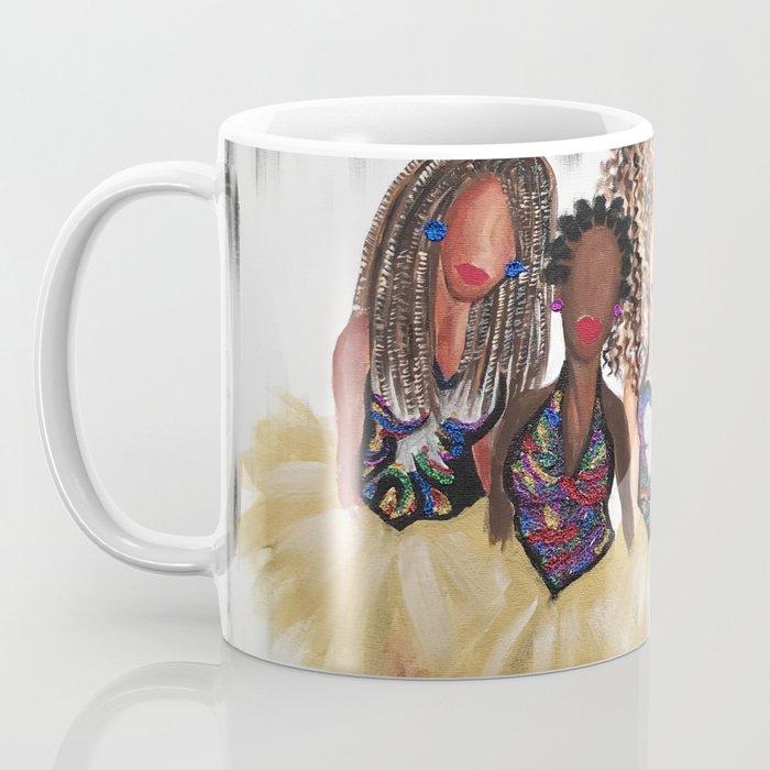 """GIRLFRIENDZ"" Coffee Mug"