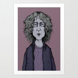 Kevin Shields - My Bloody Valentine Art Print