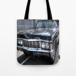 Impala Supernatural Tote Bag