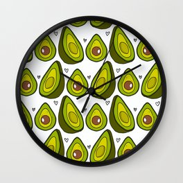 Guacamore Wall Clock