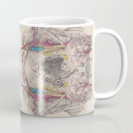 Anatomy Collage 1 Coffee Mug