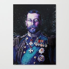 King George V Canvas Print