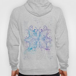 Butterfly Abstract G540 Hoody