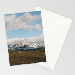 Iconic Towers of Patagonia Stationery Cards