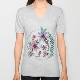 Bloomer Unisex V-Neck