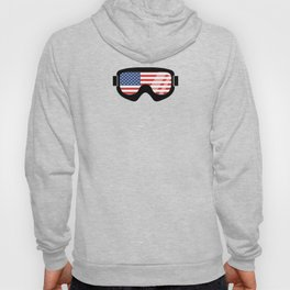 USA Goggles | Goggle Designs | DopeyArt Hoody