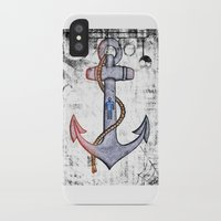 anchorman iPhone & iPod Cases featuring Anchorman by Funniestplace