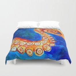 Octopus Leg Duvet Cover