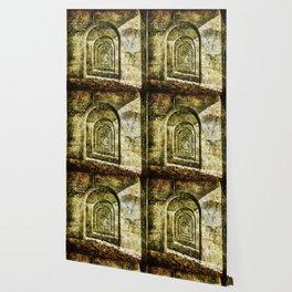 Ancient Arches Wallpaper