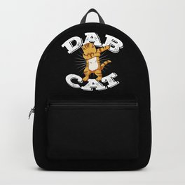 Dab Cat | Dancing Animals Backpack